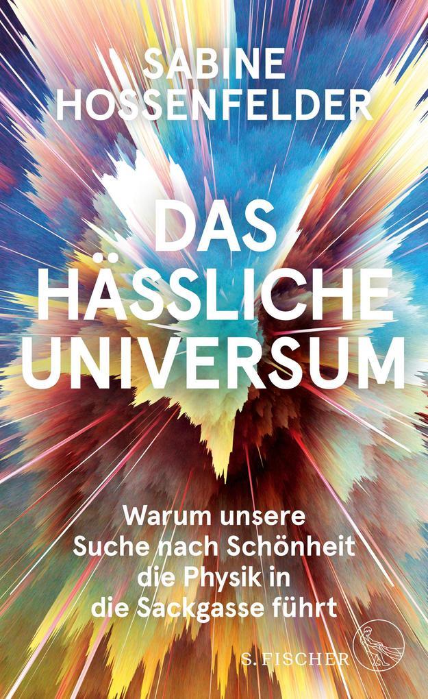 Das hässliche Universum als Buch