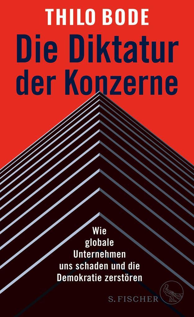 Die Diktatur der Konzerne als Buch