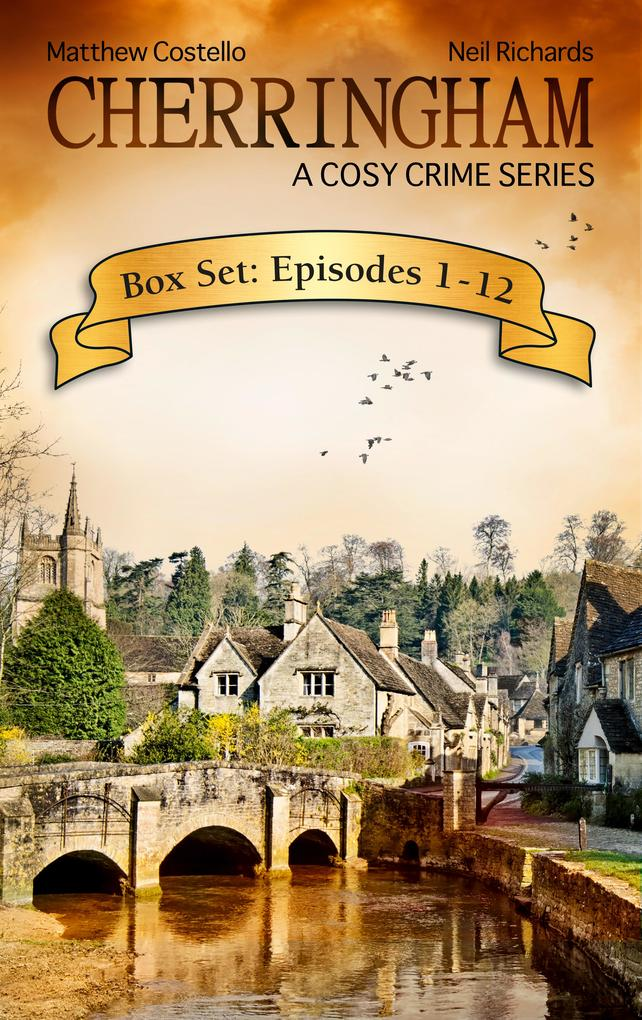 Cherringham Box Set: Episodes 1-12 als eBook