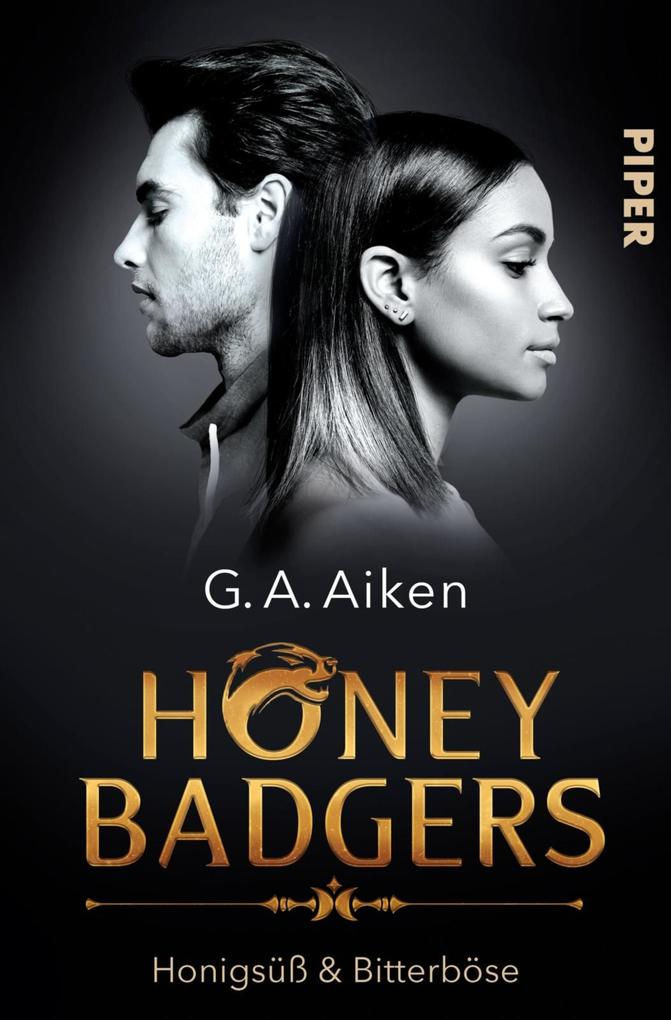 Honey Badgers als eBook