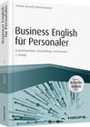 Business English für Personaler inkl. Arbeitshilfen online portal