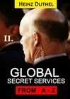 Worldwide Secret Service and Intelligence Agencies