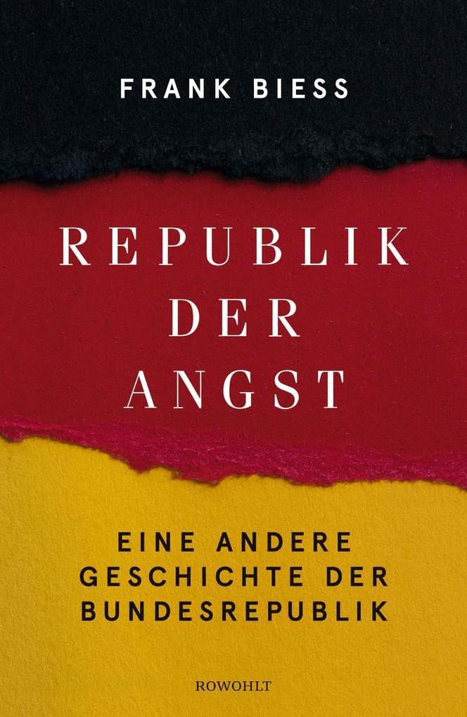 Republik der Angst als Buch (gebunden)