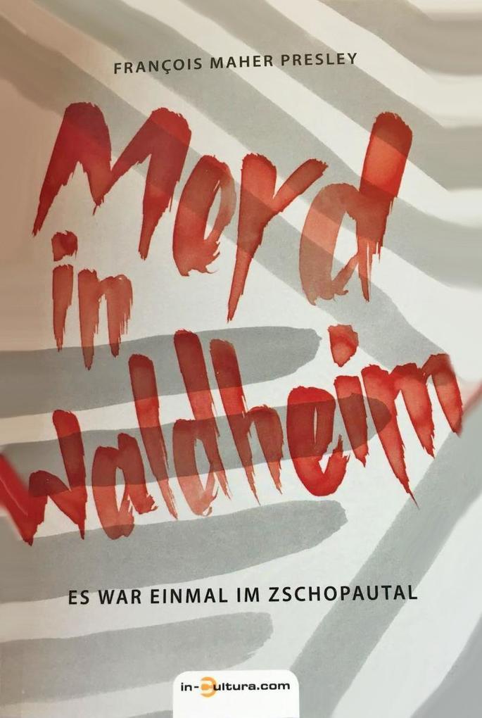 Mord in Waldheim als Buch