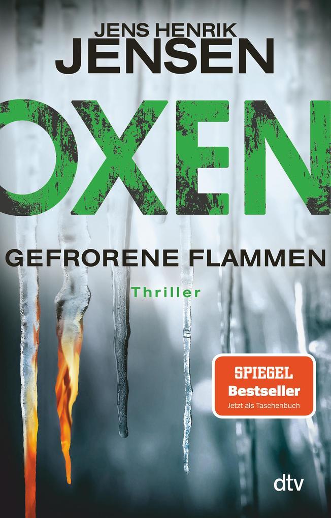 Oxen. Gefrorene Flammen als eBook