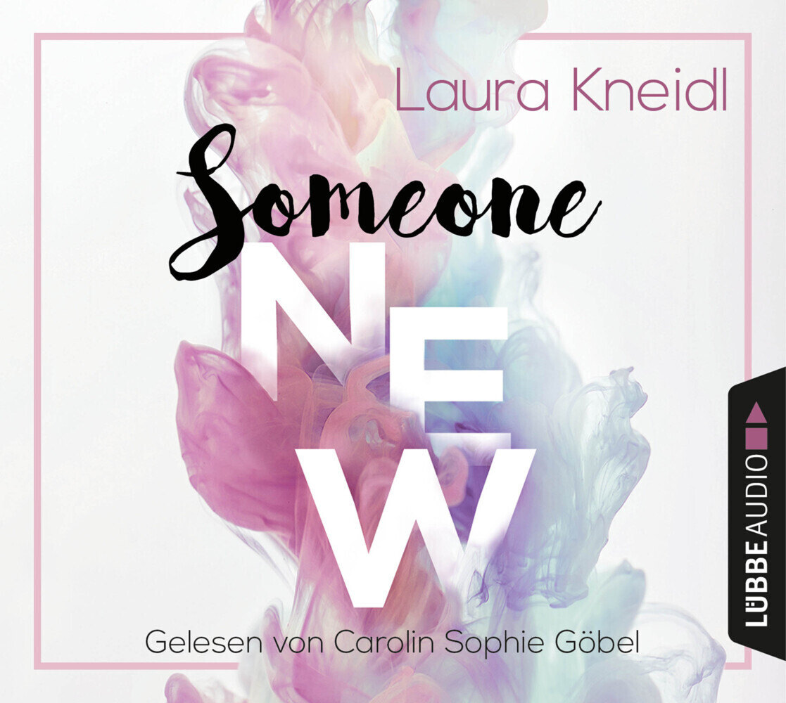 Someone New als Hörbuch CD