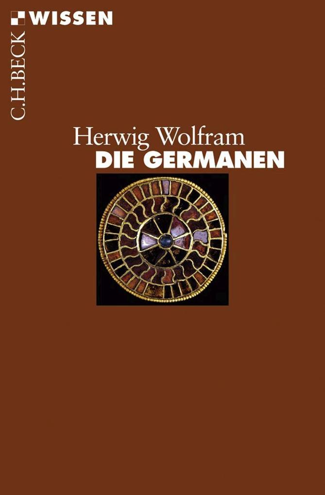 Die Germanen als Taschenbuch