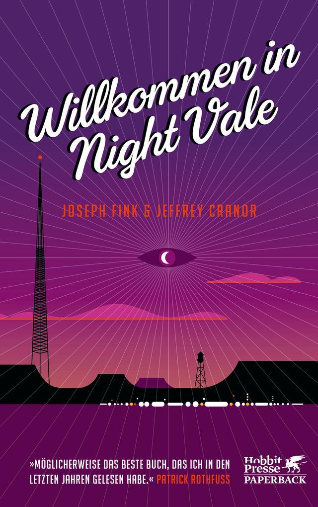 Willkommen in Night Vale als Taschenbuch