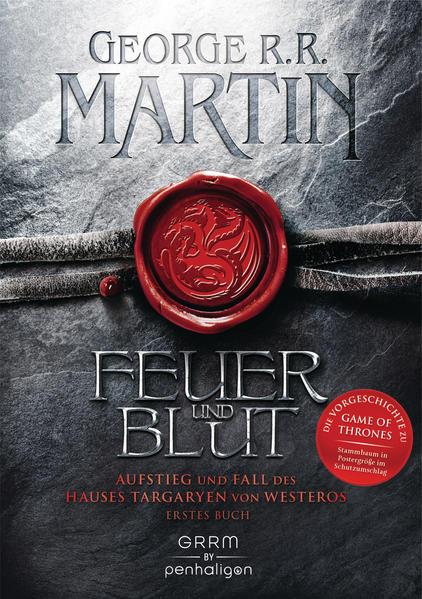 Feuer und Blut - Erstes Buch als Buch