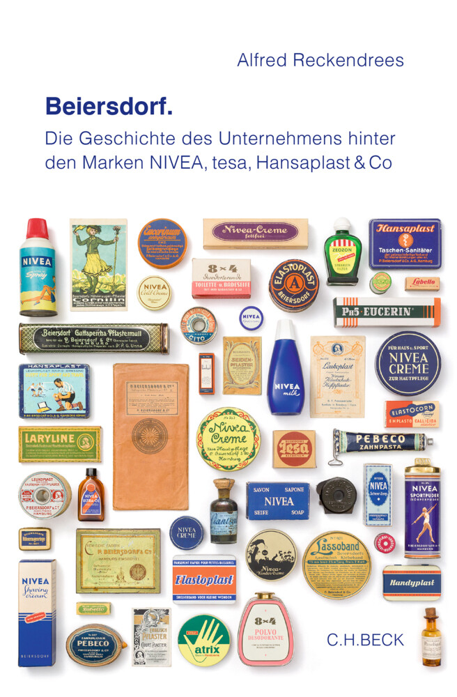 Beiersdorf als Buch