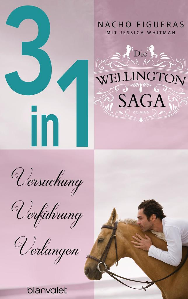 Die Wellington-Saga 1-3: Versuchung / Verführung / Verlangen (3in1-Bundle) als eBook