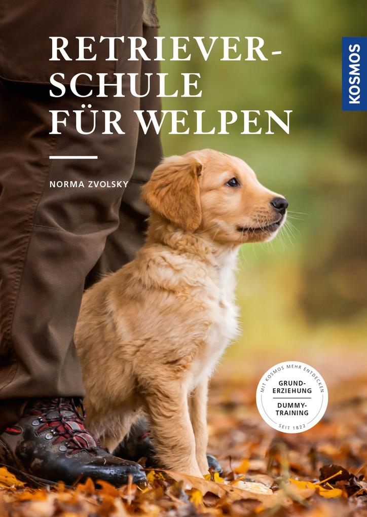 Retrieverschule für Welpen als eBook