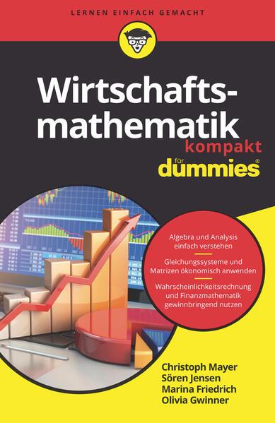 Wirtschaftsmathematik kompakt für Dummies als Buch