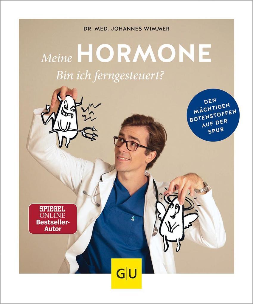 Meine Hormone - Bin ich ferngesteuert? als Buch