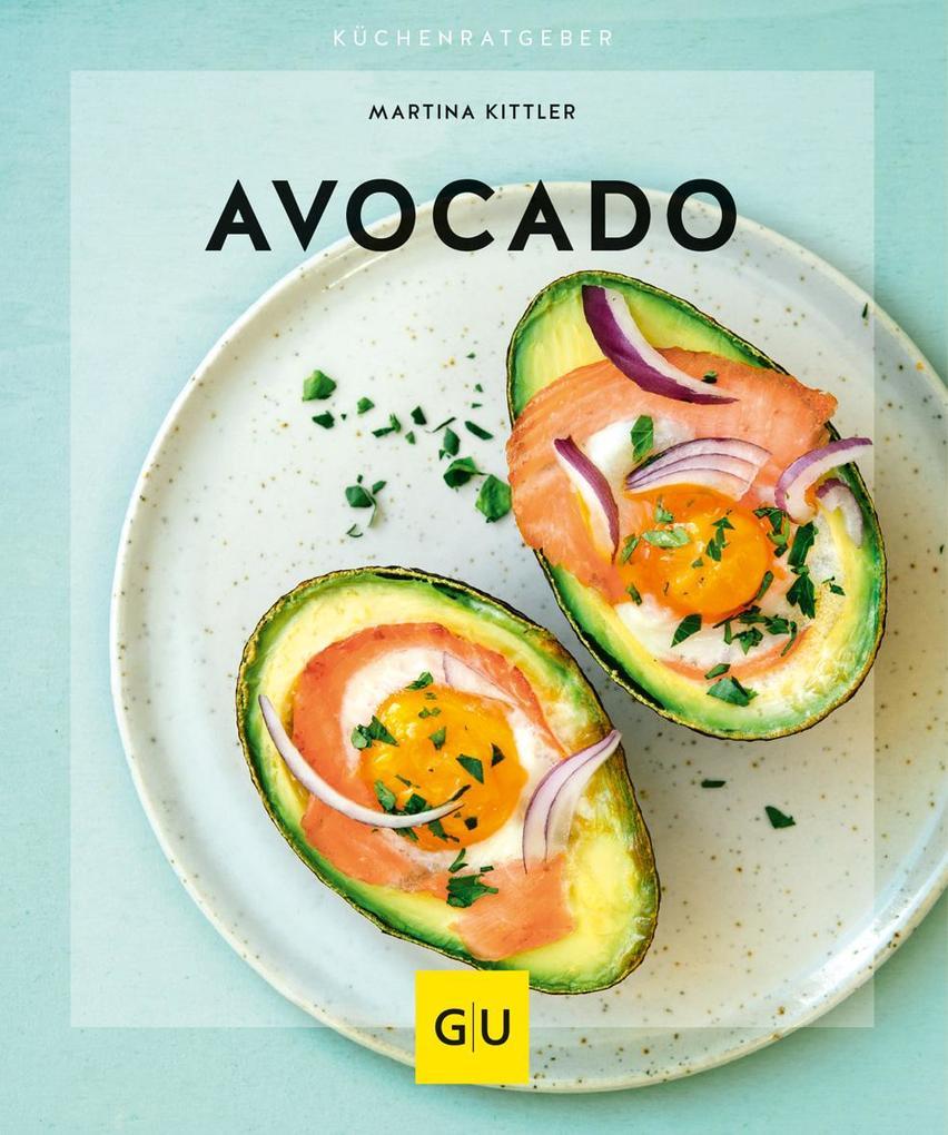 Avocado als Buch