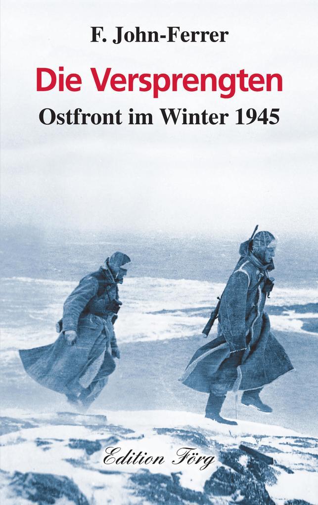 Die Versprengten - Ostfront im Winter 1945 als eBook