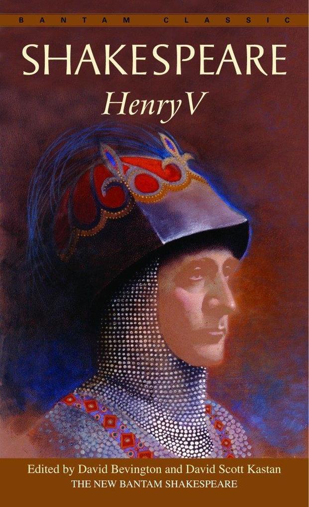 Henry V als Taschenbuch