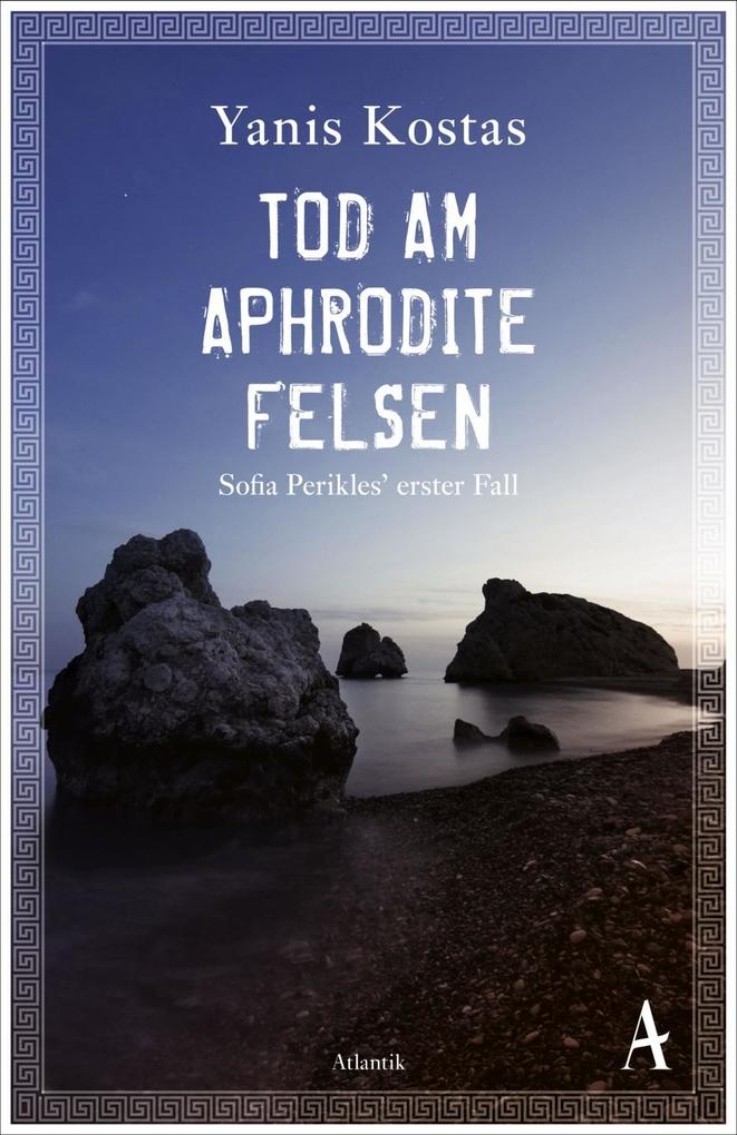 Tod am Aphroditefelsen als Buch