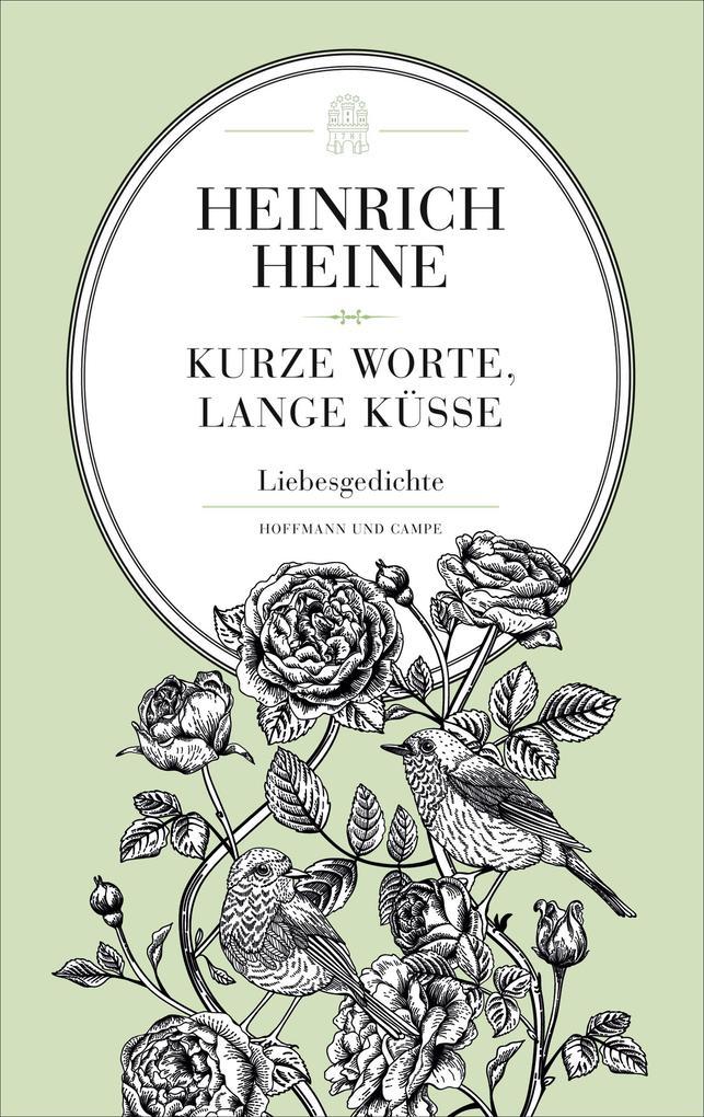 Kurze Worte, lange Küsse als Buch