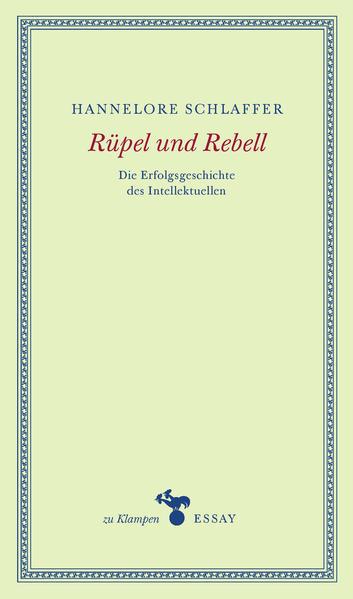 Rüpel und Rebell als Buch