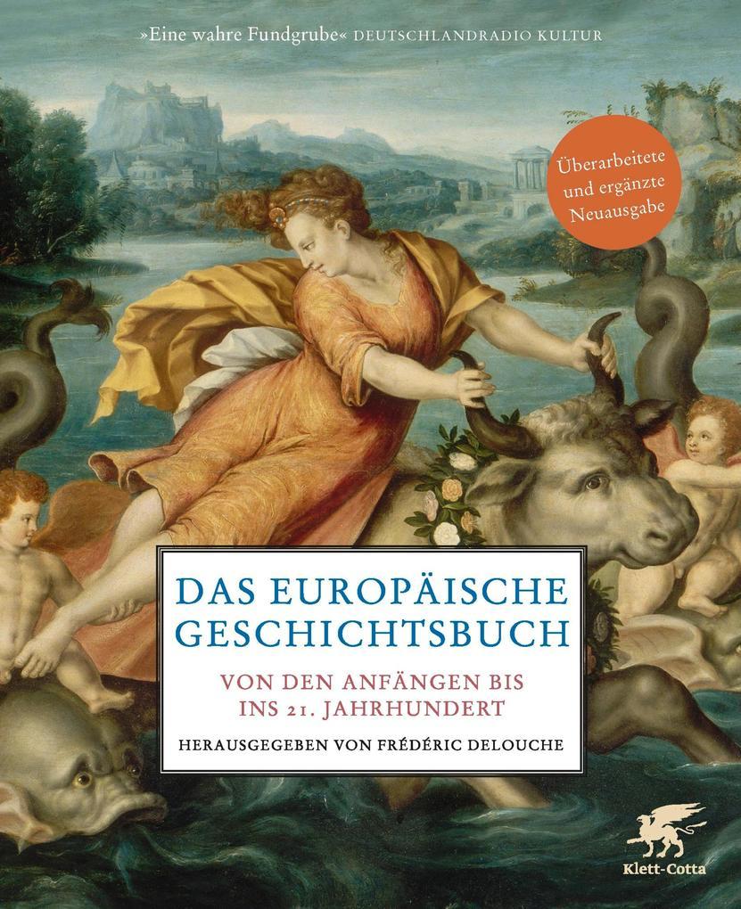 Das europäische Geschichtsbuch als eBook