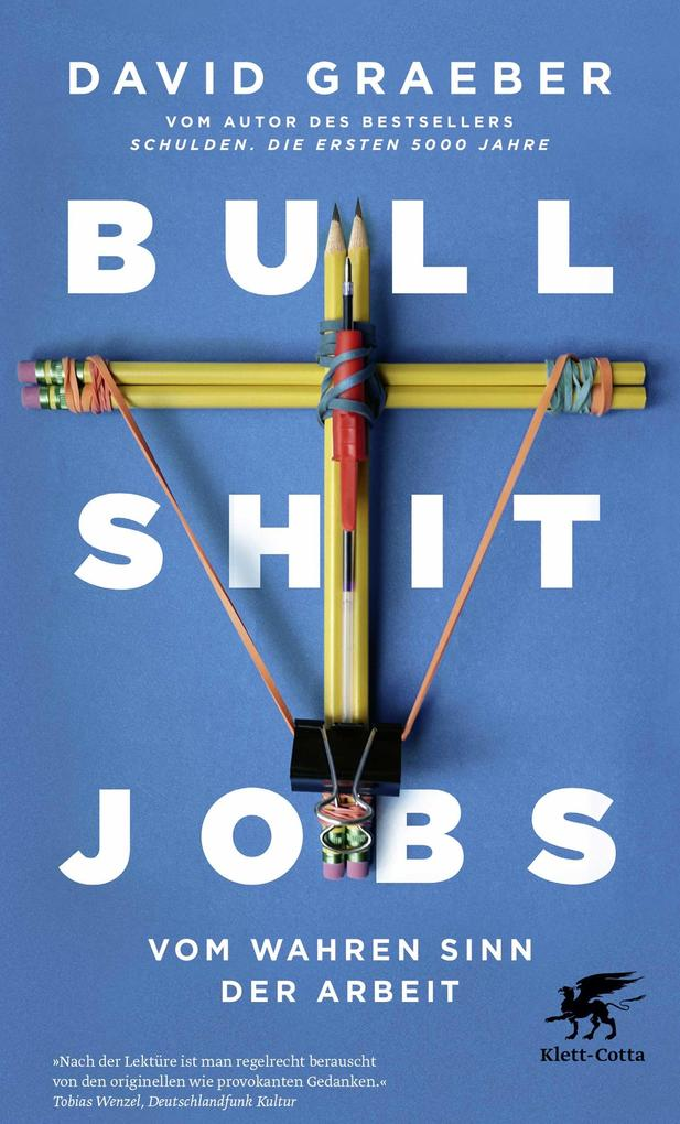 Bullshit Jobs als eBook