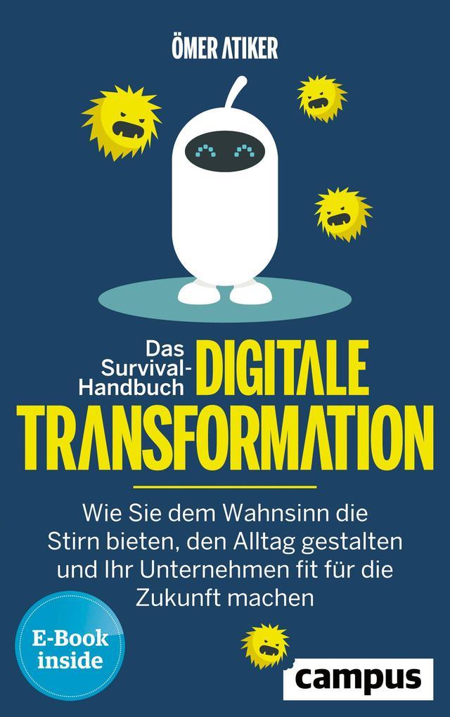 Das Survival-Handbuch digitale Transformation als Buch