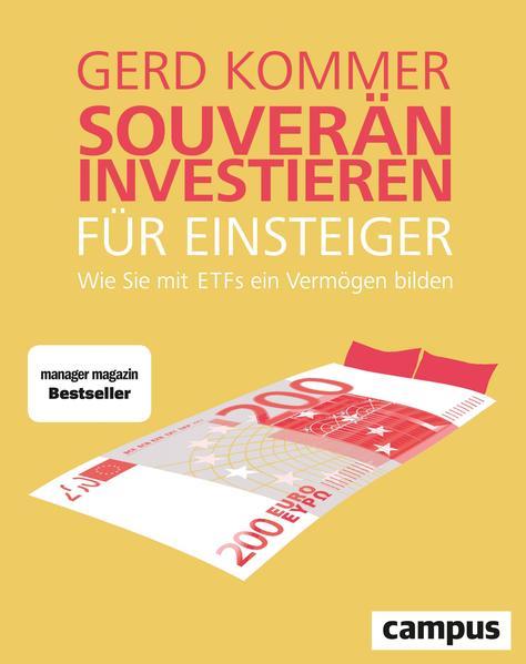 Souverän investieren für Einsteiger als Buch (kartoniert)