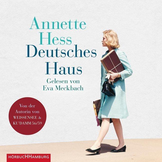 Deutsches Haus als Hörbuch