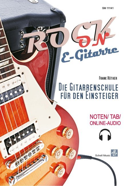 Rock-On E-Gitarre!
