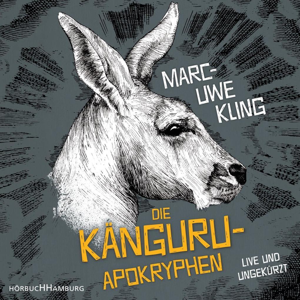 Die Känguru-Apokryphen als Hörbuch