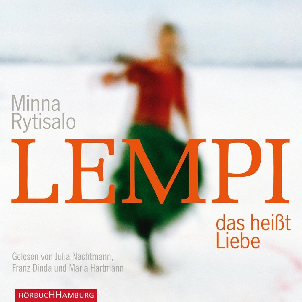 Lempi, das heißt Liebe als Hörbuch