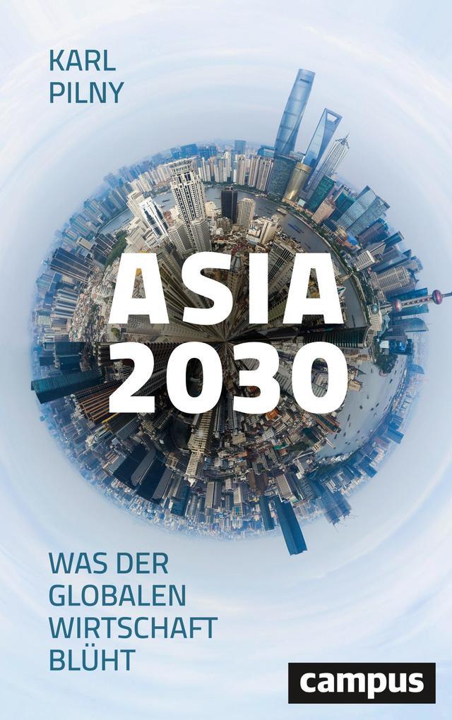 Asia 2030 als Buch