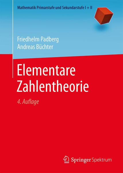 Elementare Zahlentheorie als Buch