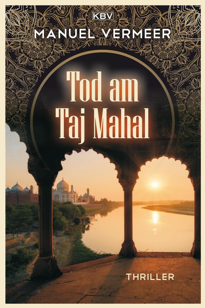 Tod am Taj Mahal als eBook