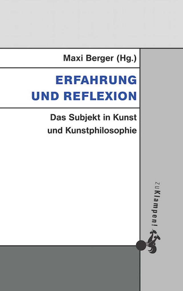 Erfahrung und Reflexion als eBook