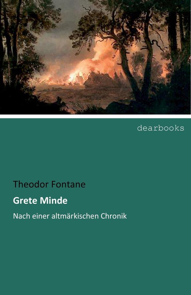 Grete Minde als Buch