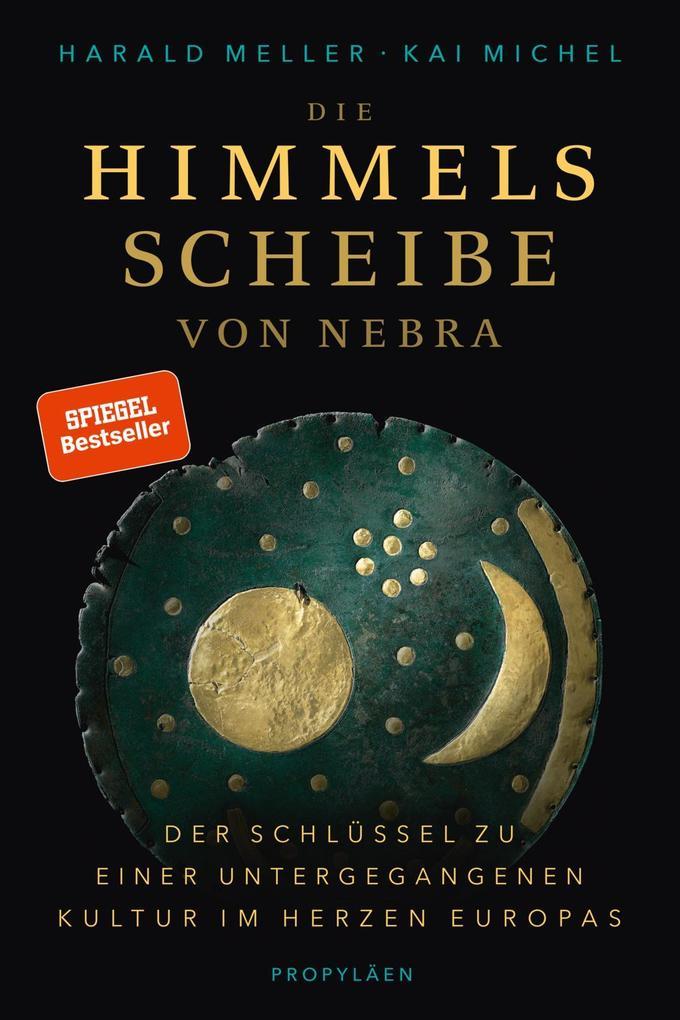 Die Himmelsscheibe von Nebra als Buch