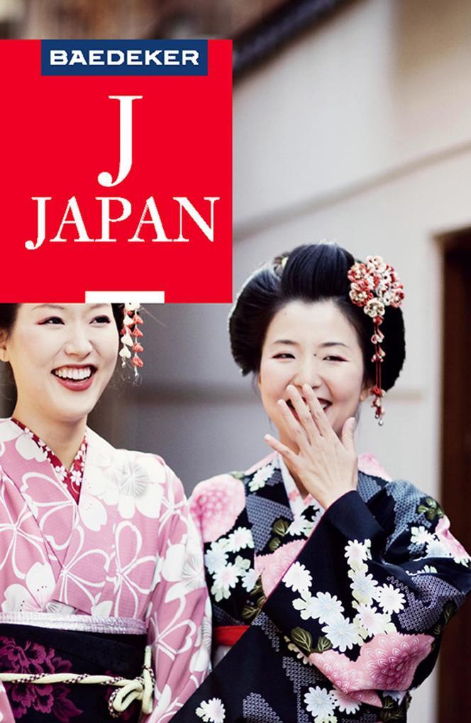 Baedeker Reiseführer Japan als eBook epub