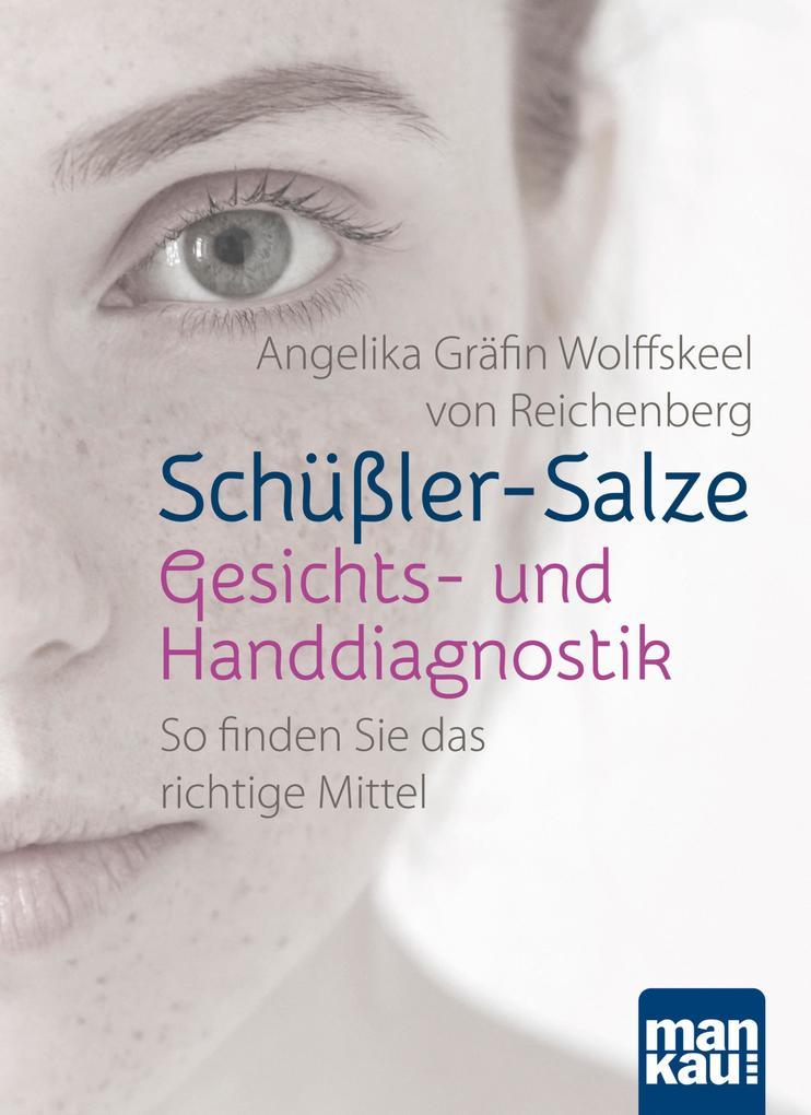 Schüßler-Salze - Gesichts- und Handdiagnostik als eBook