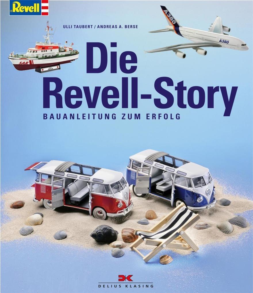 Die Revell-Story als Buch