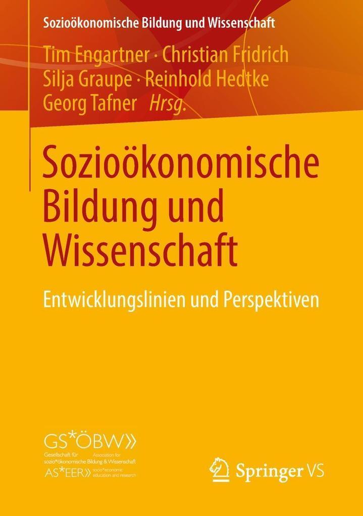 Sozioökonomische Bildung und Wissenschaft als eBook