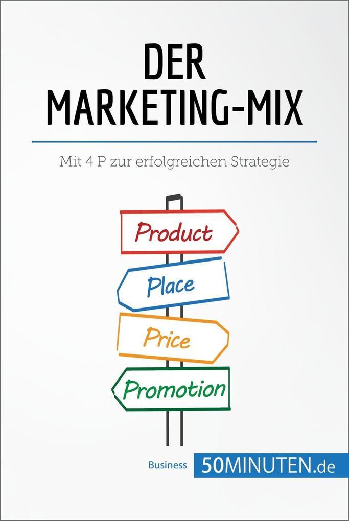 Der Marketing-Mix als eBook epub