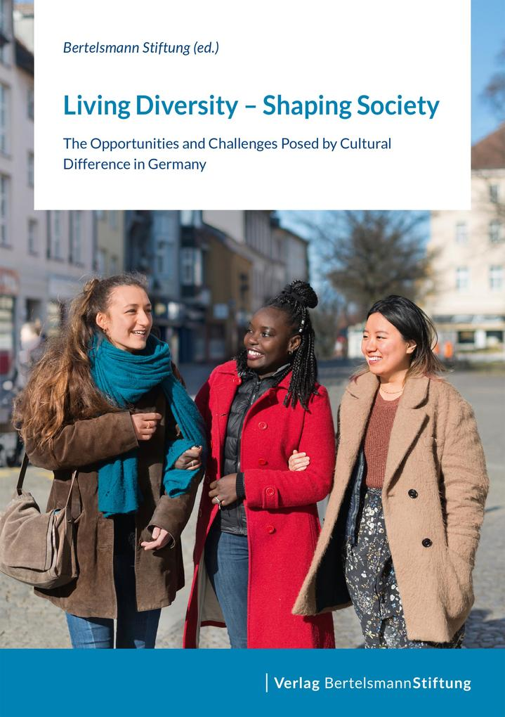 Living Diversity - Shaping Society als eBook