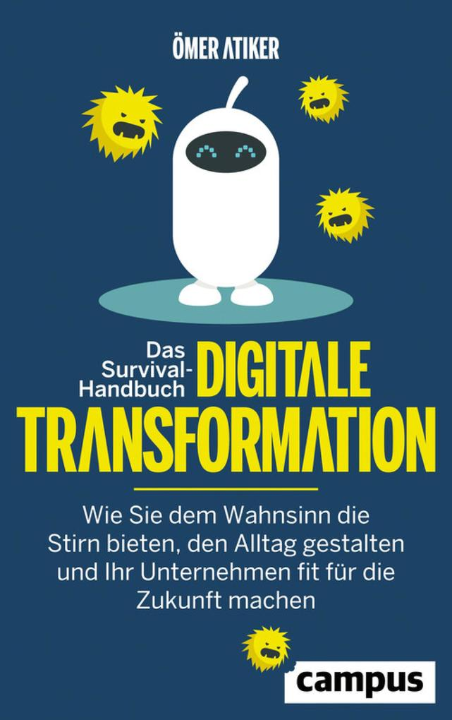 Das Survival-Handbuch digitale Transformation als eBook