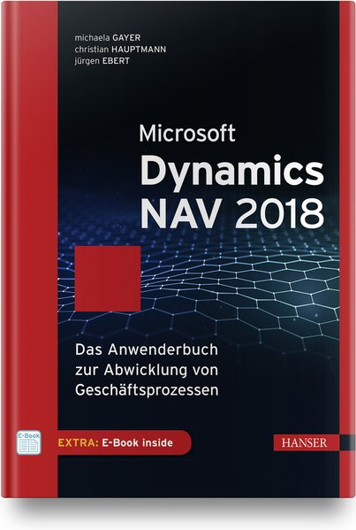 Microsoft Dynamics NAV 2018 als Buch
