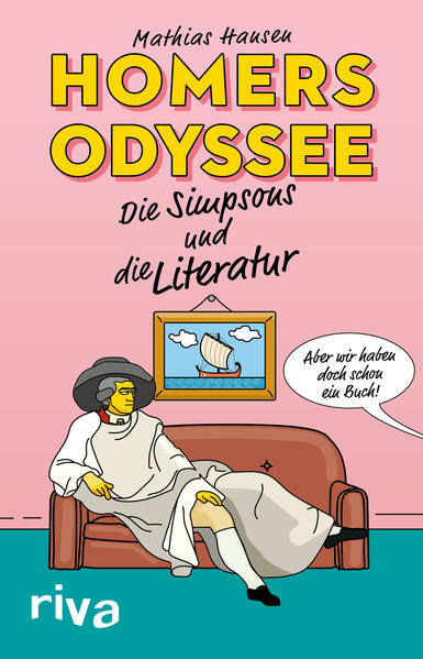 Homers Odyssee als Buch