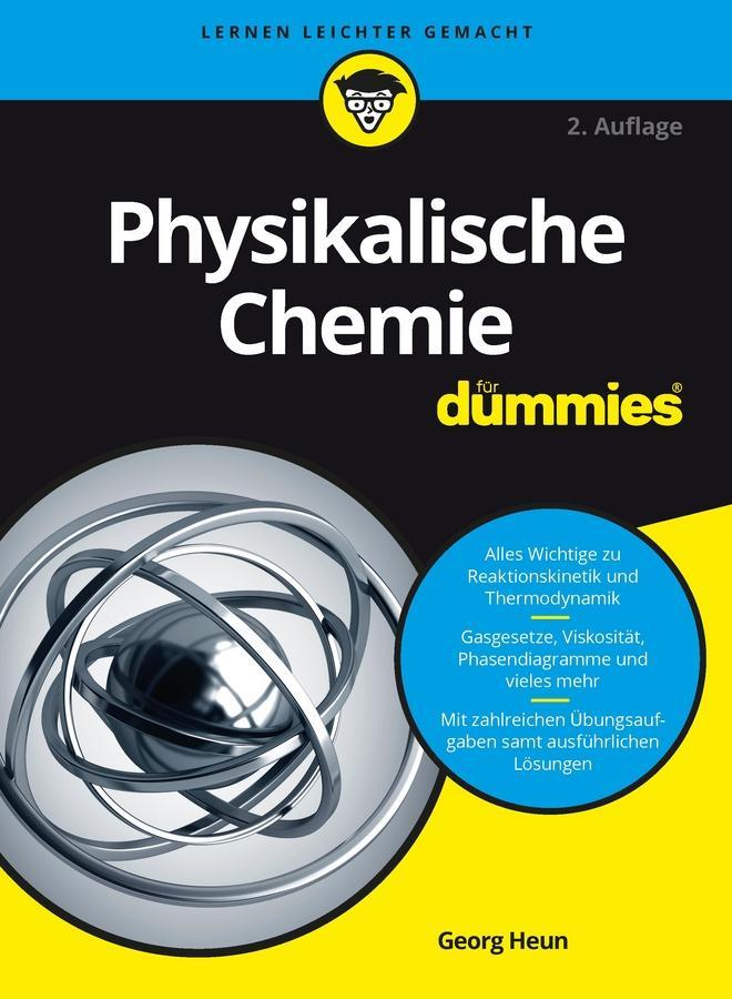 Physikalische Chemie für Dummies als eBook