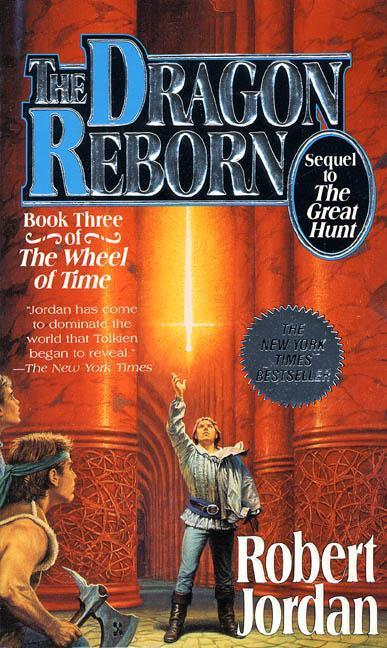 The Dragon Reborn: Book Three of 'the Wheel of Time' als Taschenbuch