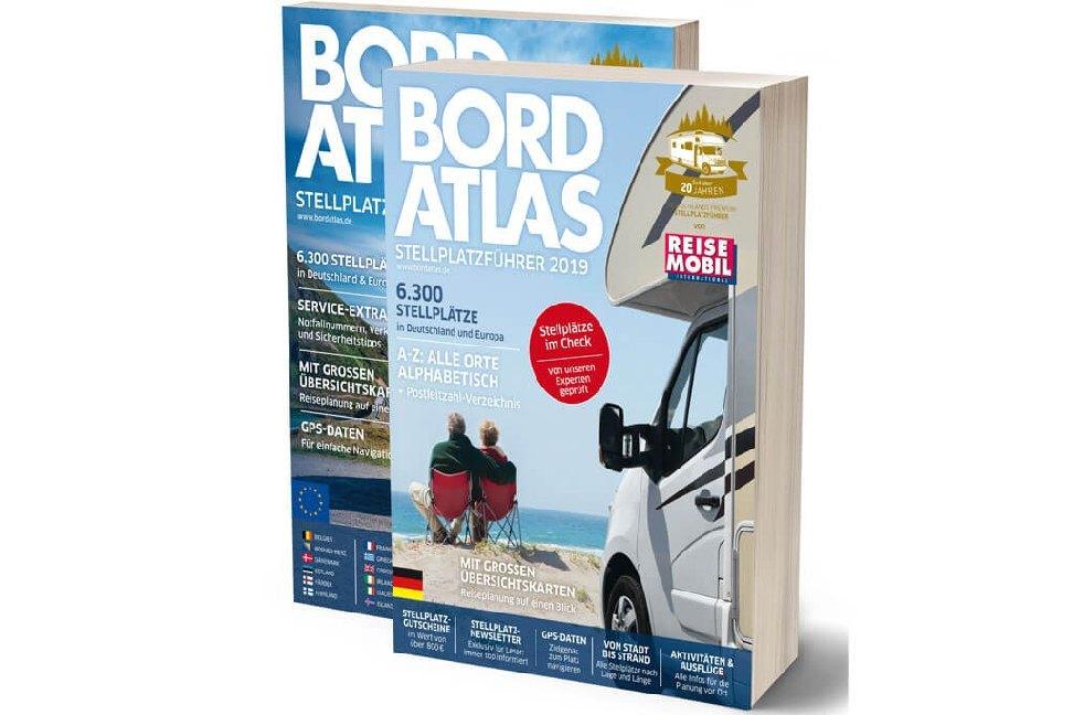 Bordatlas 2019 in 2 Bänden